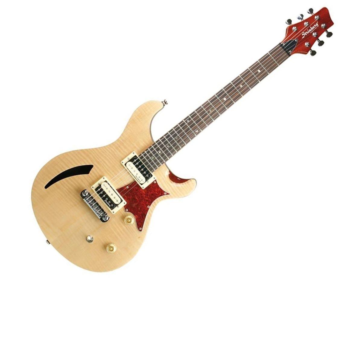 Guitarra Semi Acústica Strinberg  CLG-86