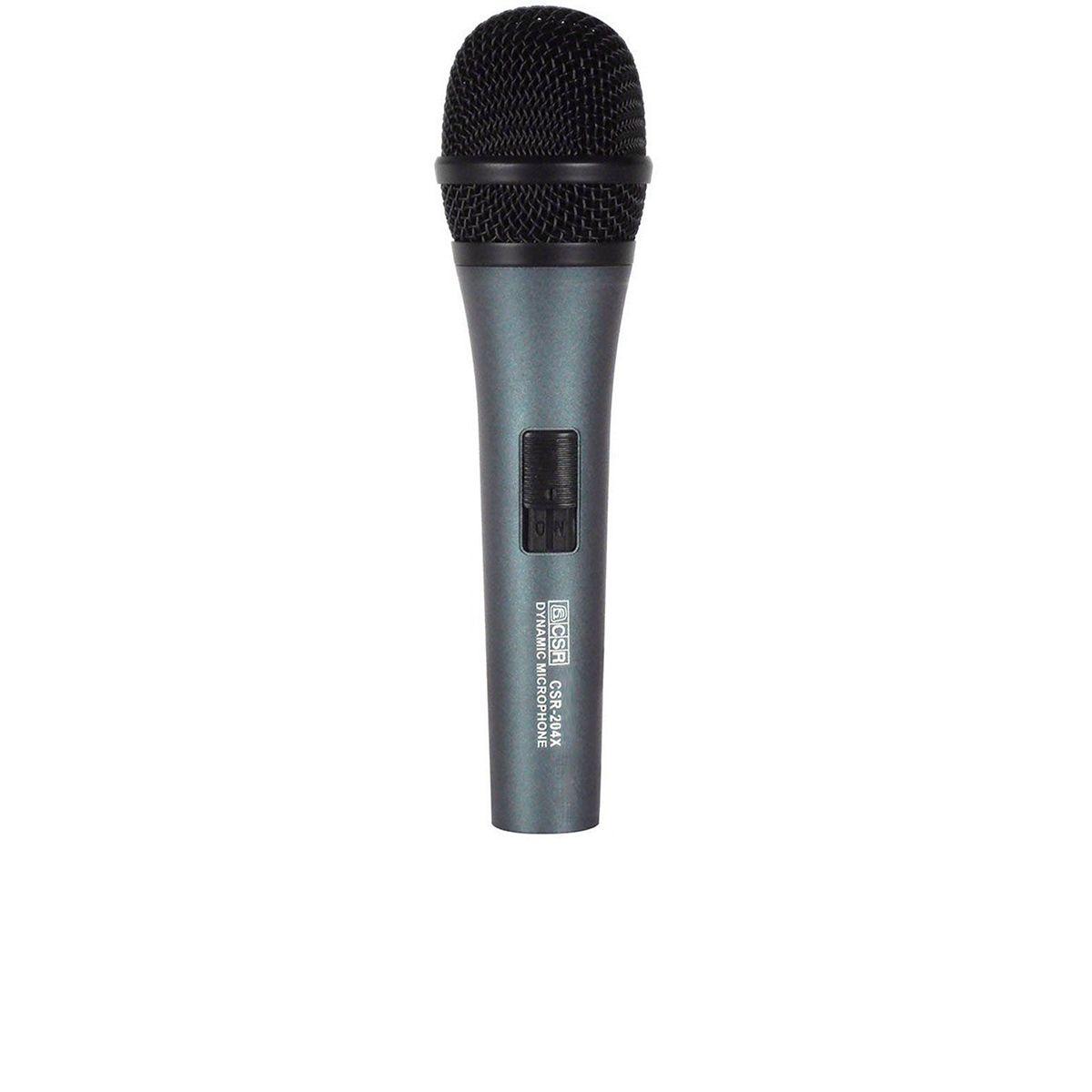 Microfone com Fio CSR CSR-204X