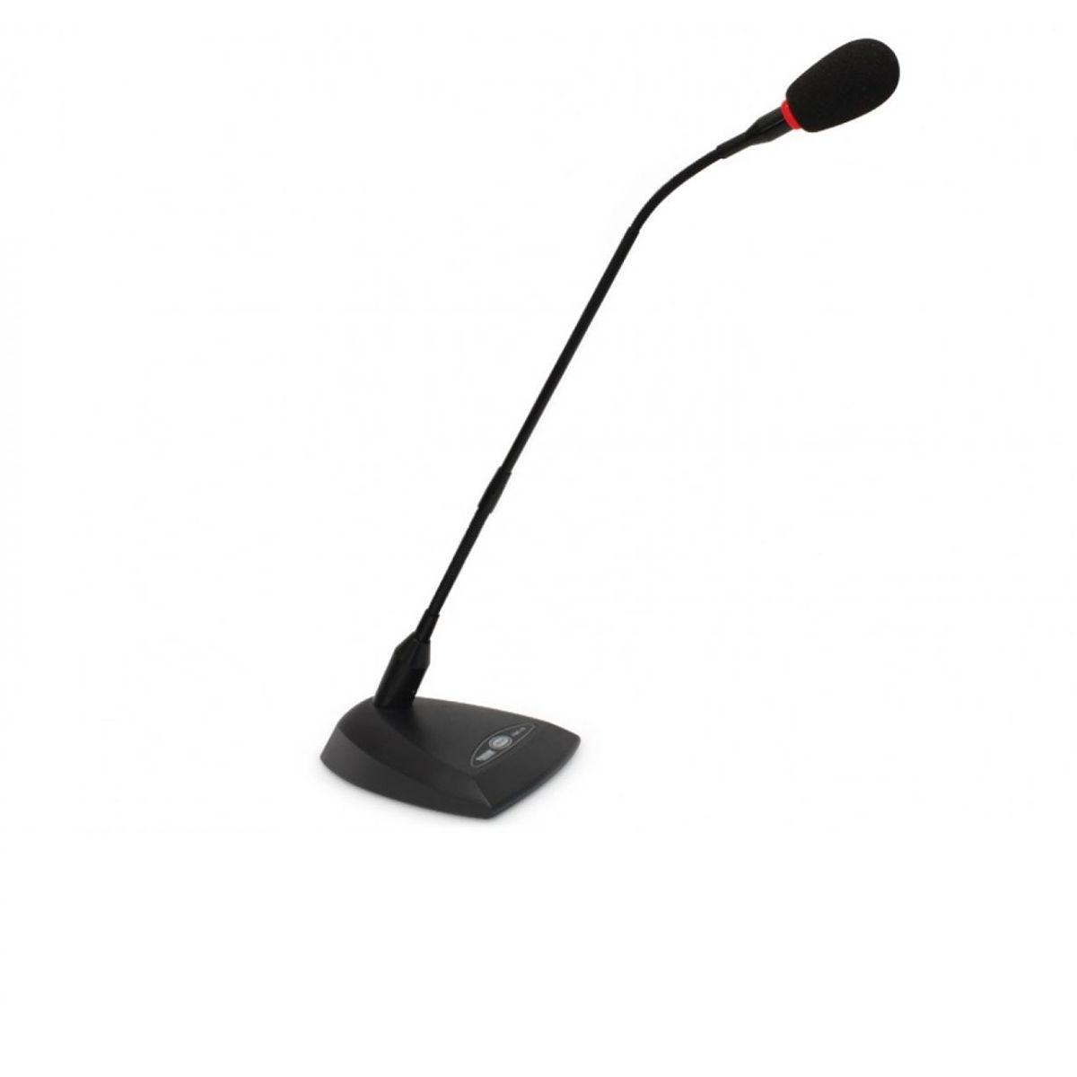 Microfone de Mesa Novik FNK10 Gooseneck Condensador