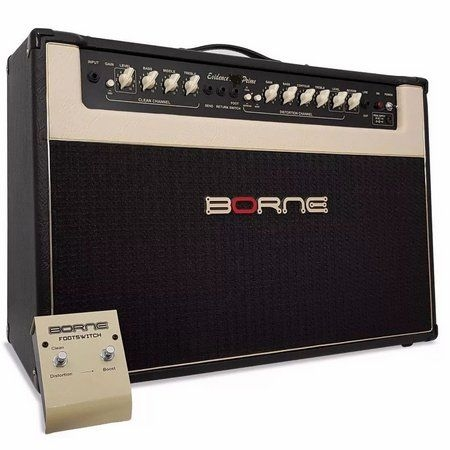 Amplificador para Guitarra Borne Evidence 100 2x10 100w