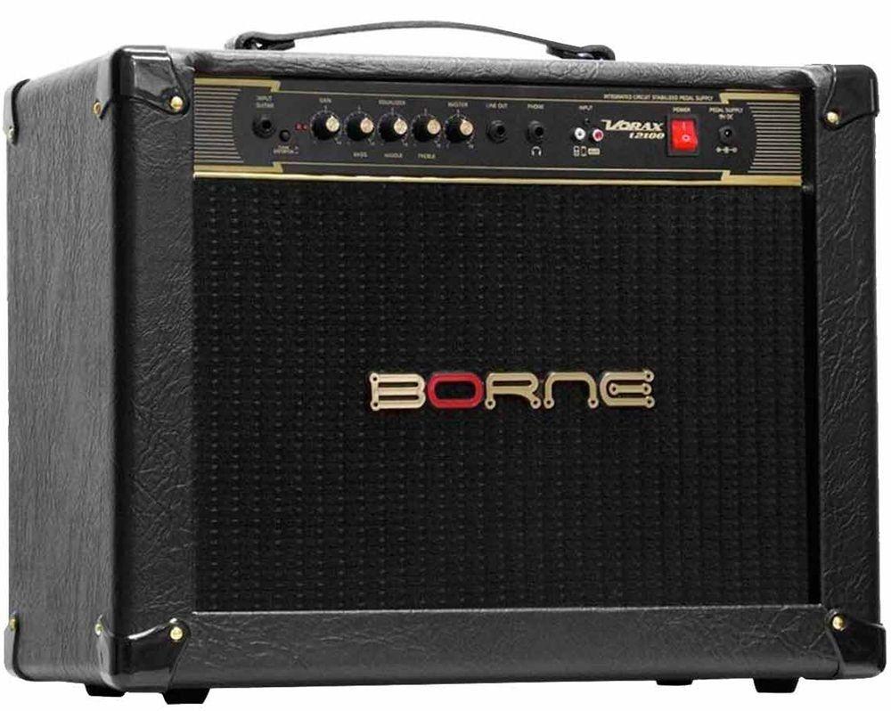 Amplificador para Guitarra Borne Vorax 12100