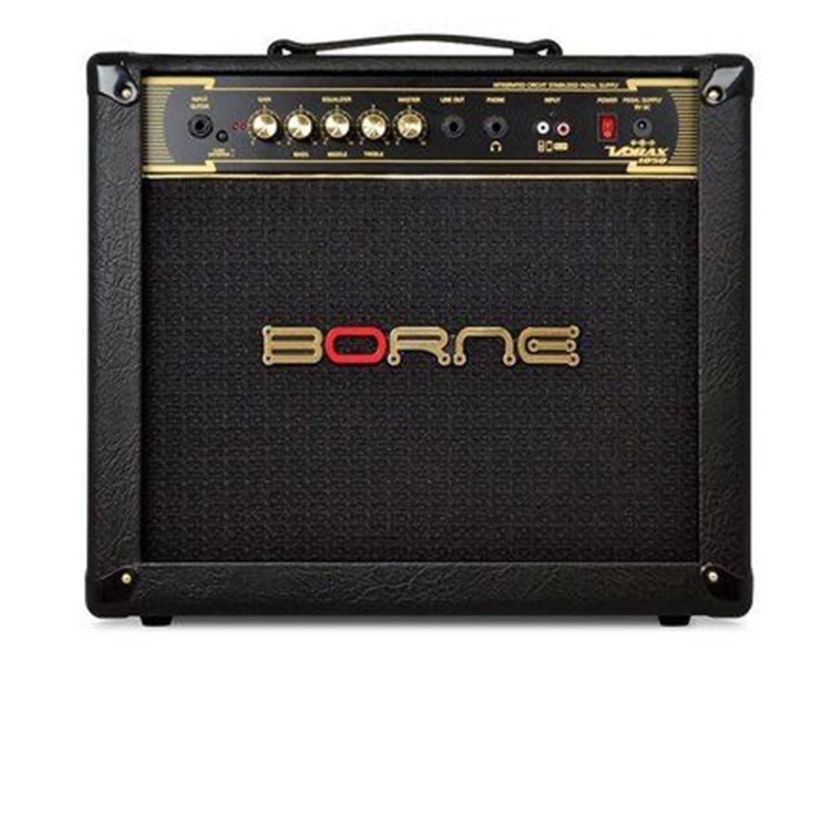 Amplificador para Guitarra Borne Vorax 1050 50W