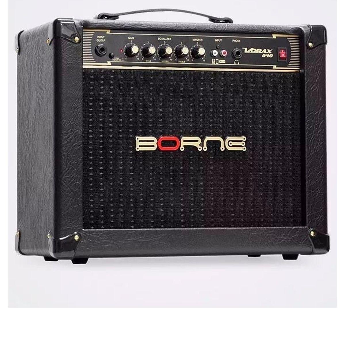 Amplificador para Guitarra Borne Vorax 840 40W
