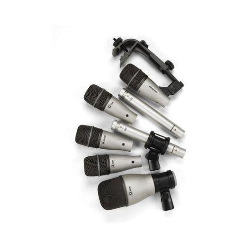 Kit de Microfones Para Bateria Samson Com 7 Pçs DK-7