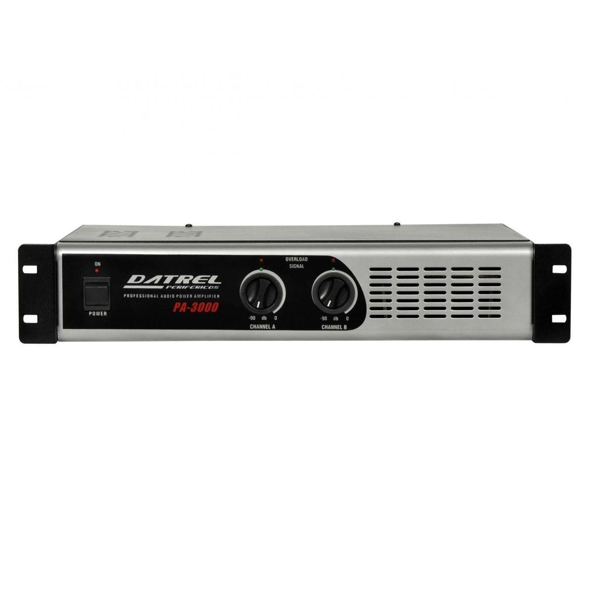 Amplificador Datrel PA3000 400w
