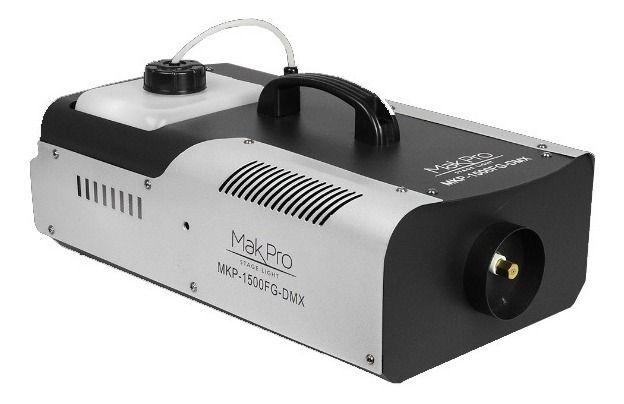 Máquina de Fumaça MakPro MKP-1500FG DMX