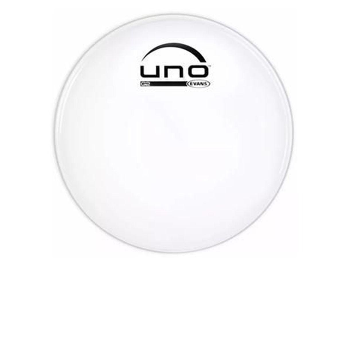 Pele 10 Pol p/ Tom Uno By Evans G2 Clear UTT10G2