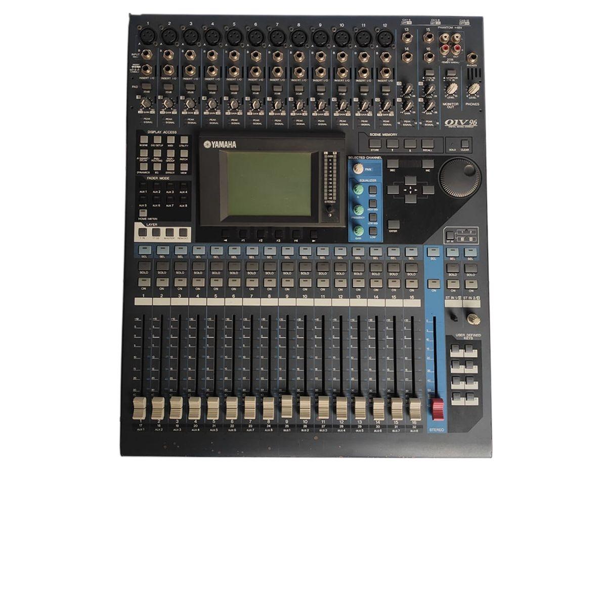 Mesa de Som Yamaha O1v96 Usada